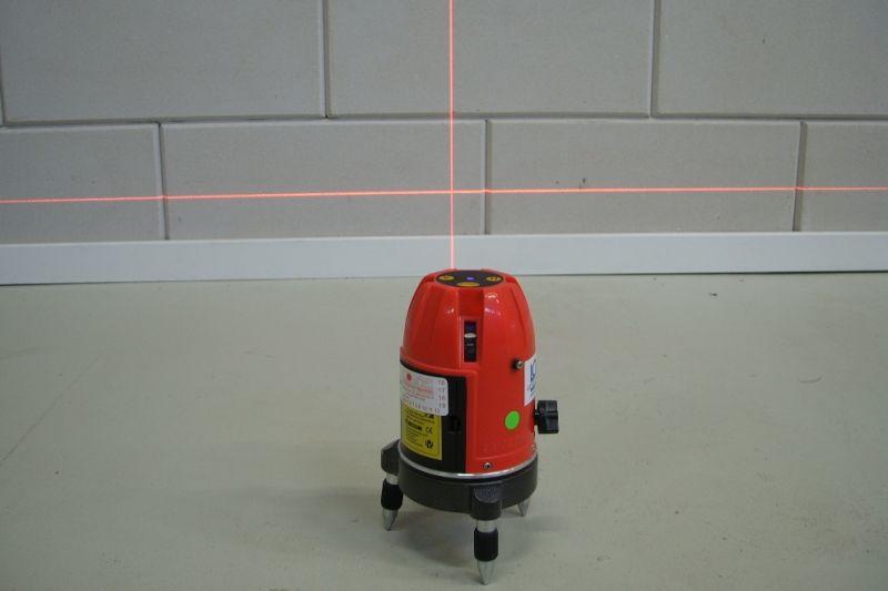 Laser kruislijn
