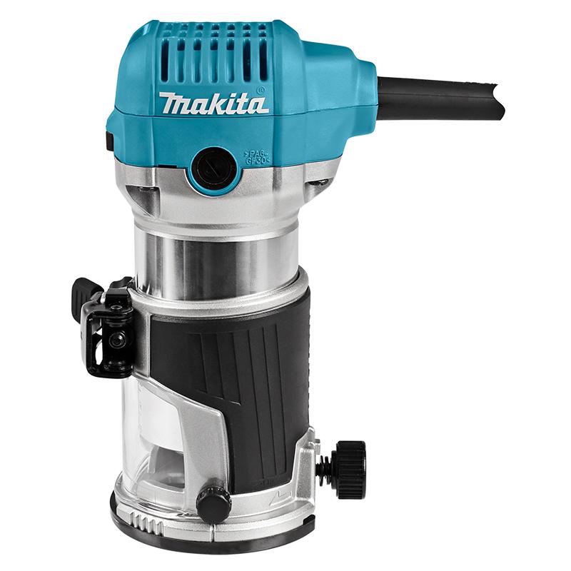 Makita 230V Boven- en kantenfrees RT0700CX3J