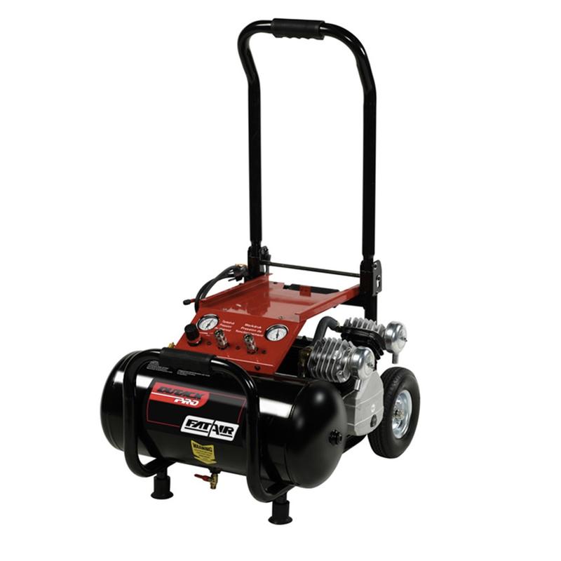 Bouwcompressor Fat Air II